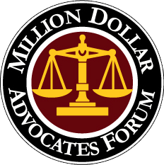 Lovins Trosclair Million Dollar Advocate