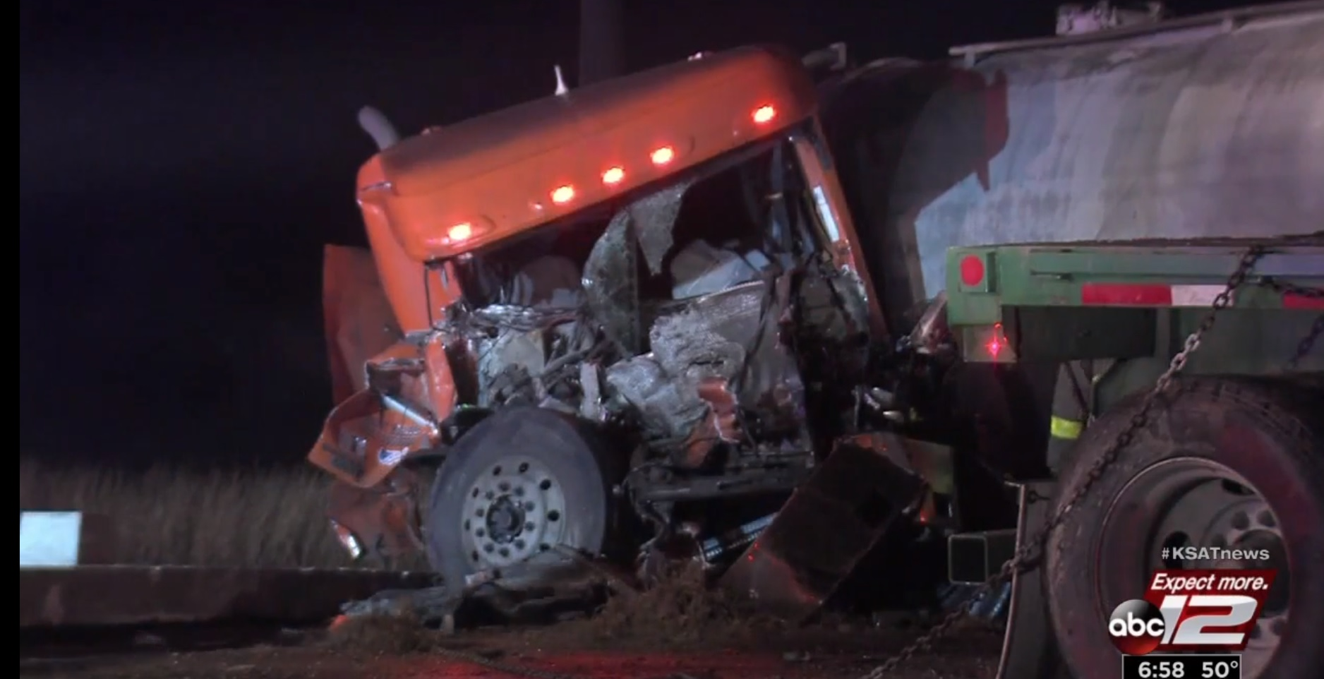 Trucker Martin Huerta Killed in Crash with Another 18