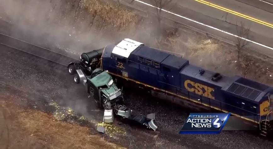 18 Wheeler Truck Accident