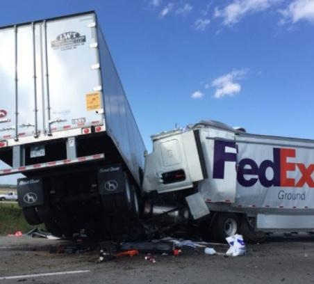 18-Wheeler Truck Accident in Central Arkansas